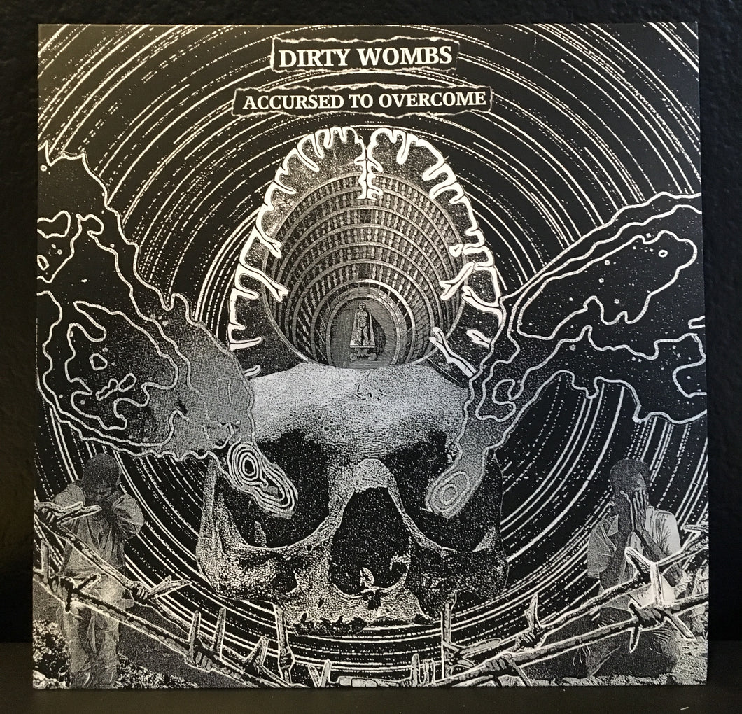 Dirty Wombs - Accursed to Overcome LP