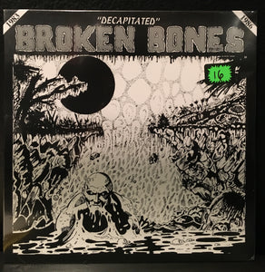 Broken Bones - Decapitated LP