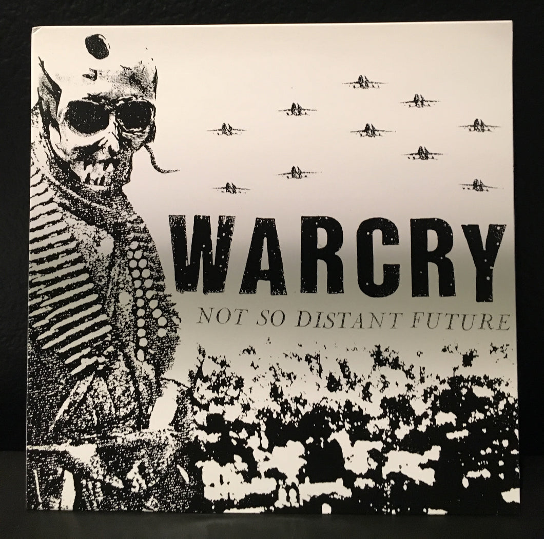 Warcry - Not So Distant Future (used) LP