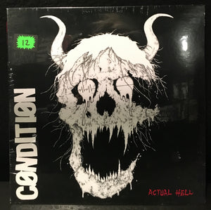 Cønditiøn - Actual Hell LP