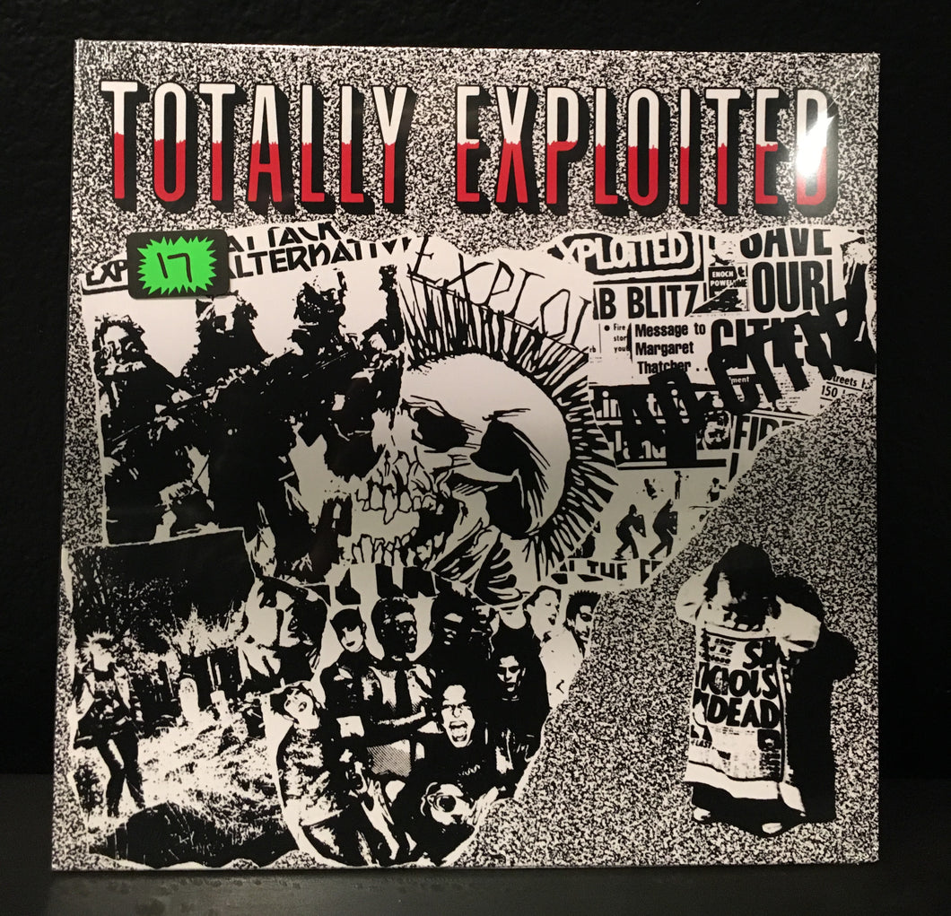 The Exploited - Totally Exploited LP