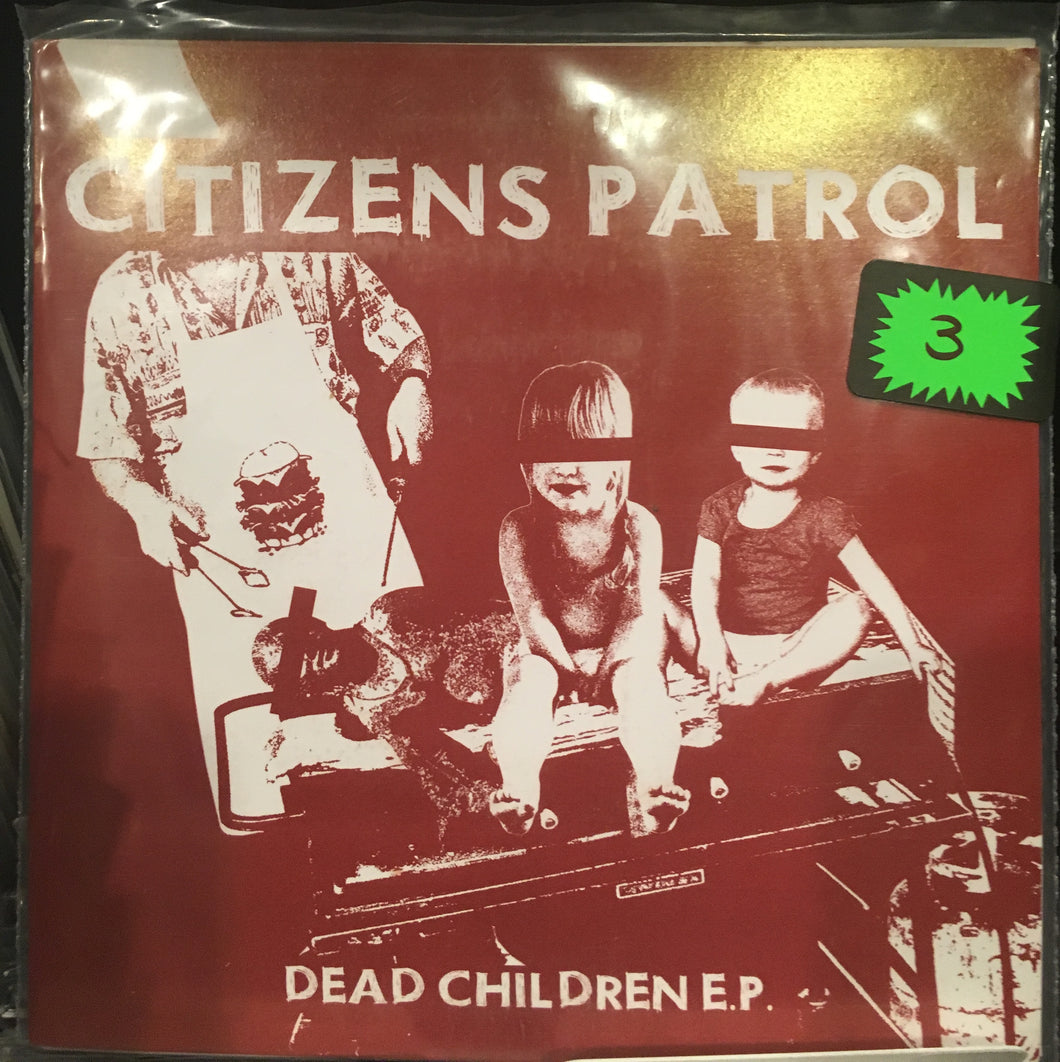 Citizens Patrol - Dead Children 7 in