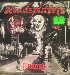 Headsplitters - Tomorrow 7 in