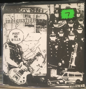Indignation - 6 Track EP 7 in