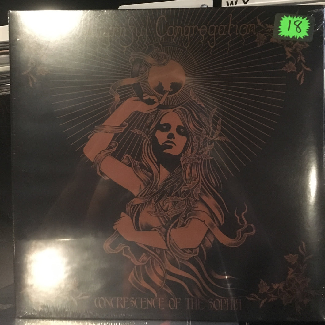 Mournful Congregation - Concrescence Of The Sophia LP
