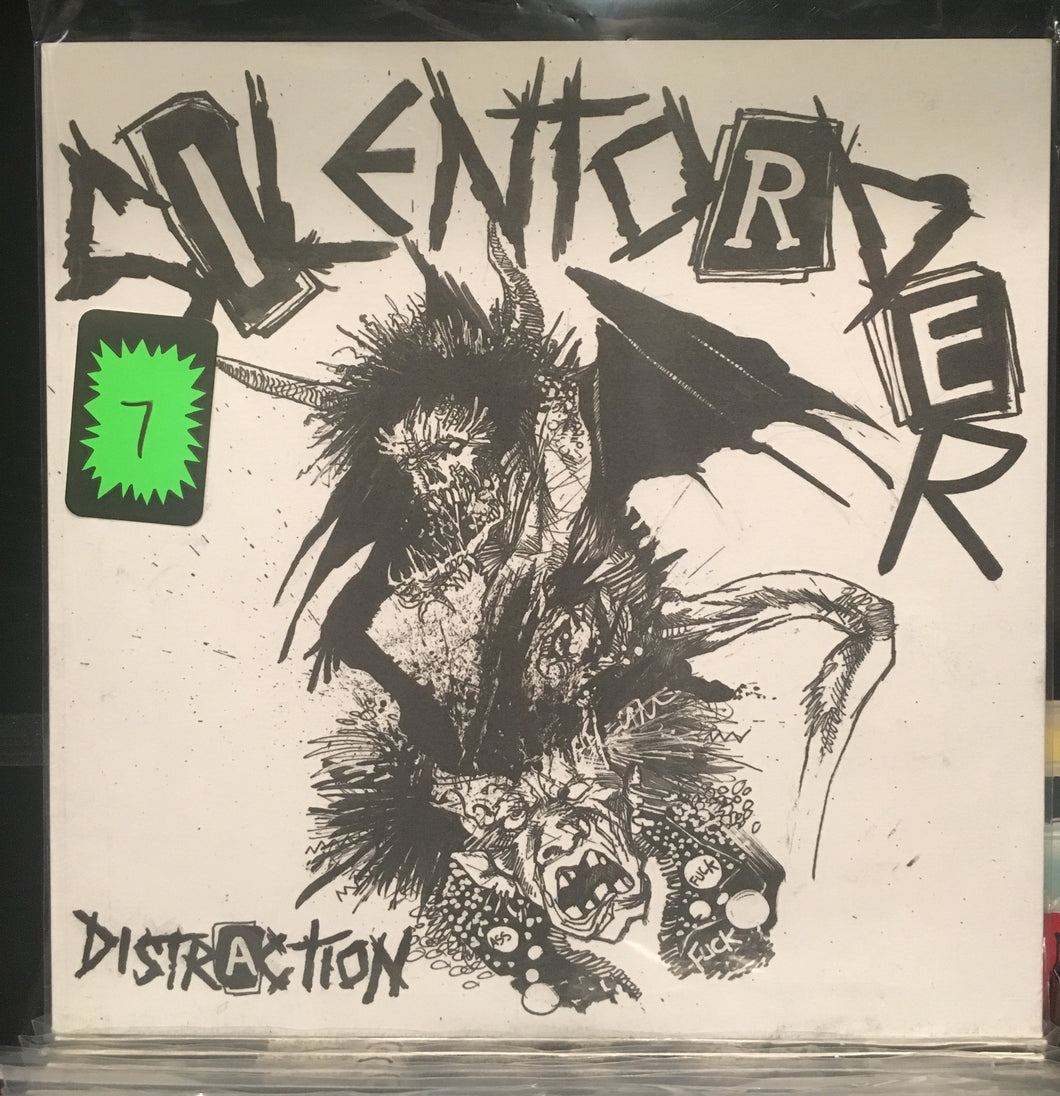 Silentorder - Distraction 7 in