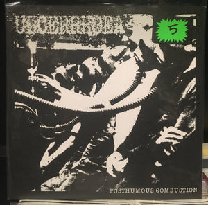 Ulcerrhoea - Posthumous Combustion 7 in