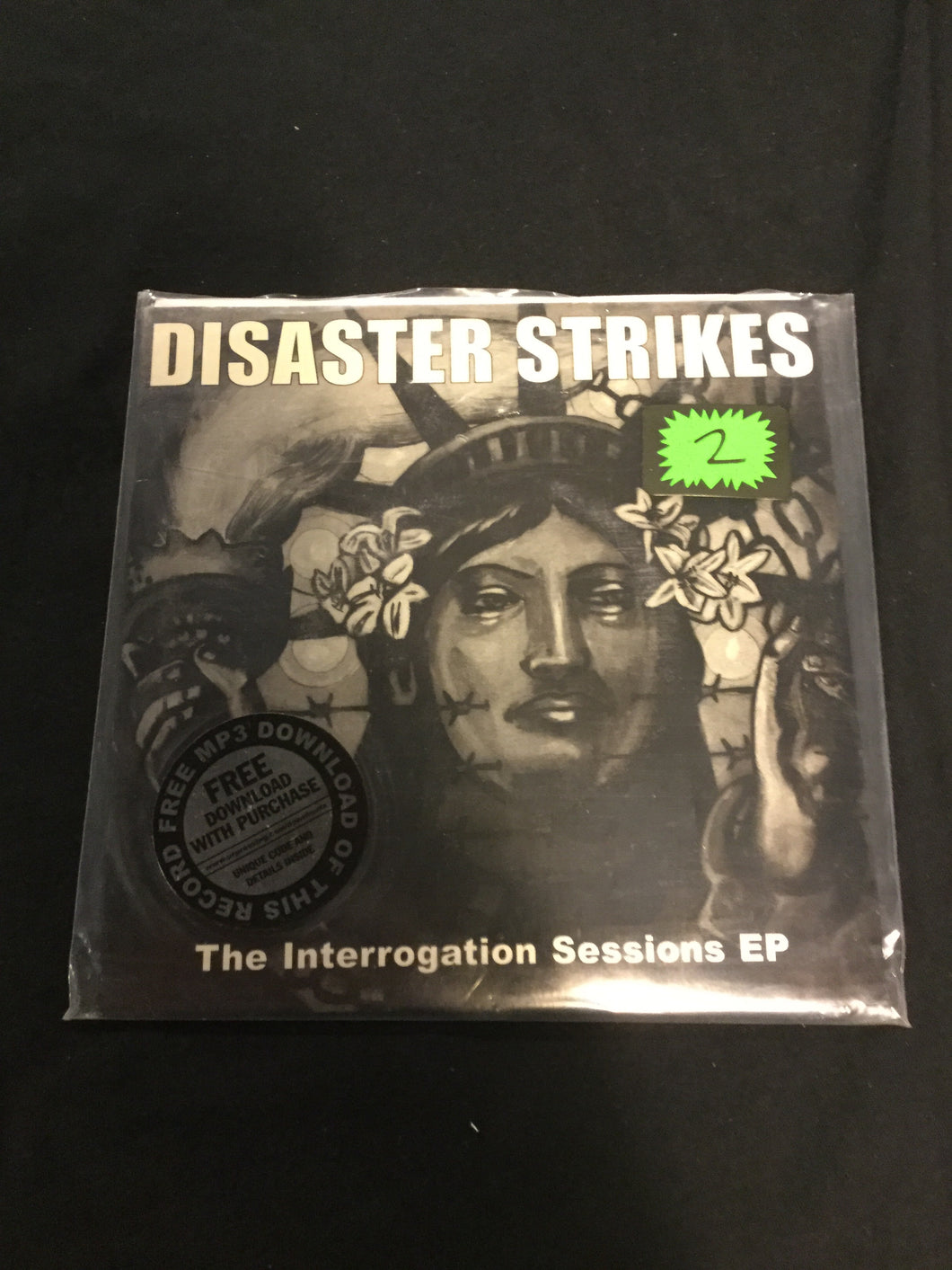 Disaster Strikes - The Interrogation Sessions 7 in