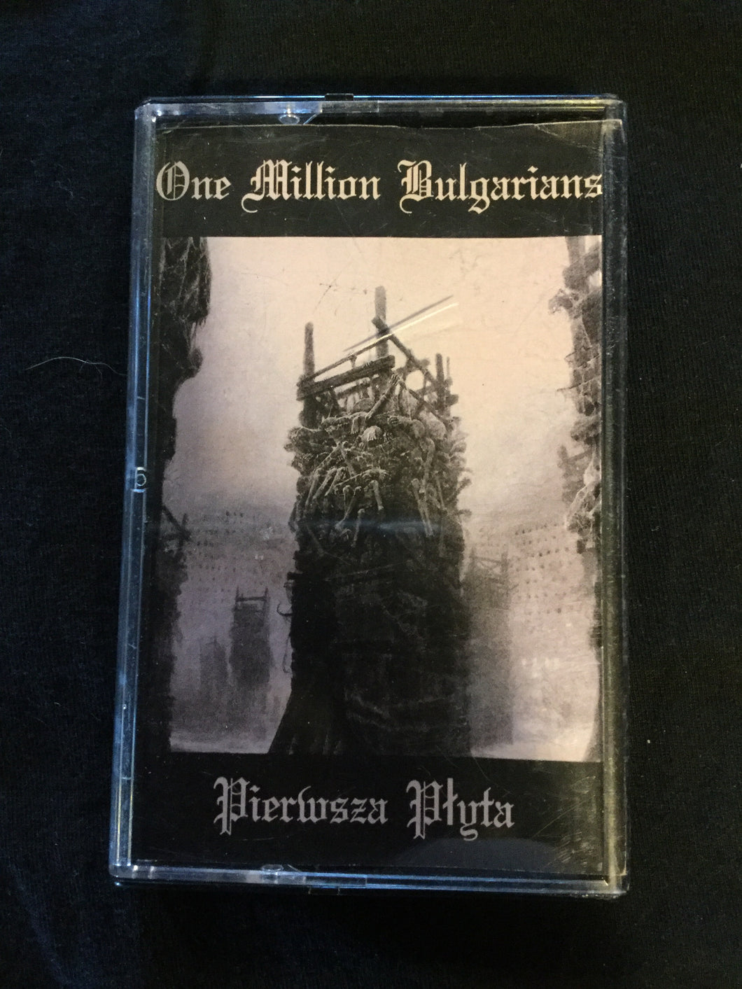 One Million Bulgarians - Pierwsza Ptyta Tape