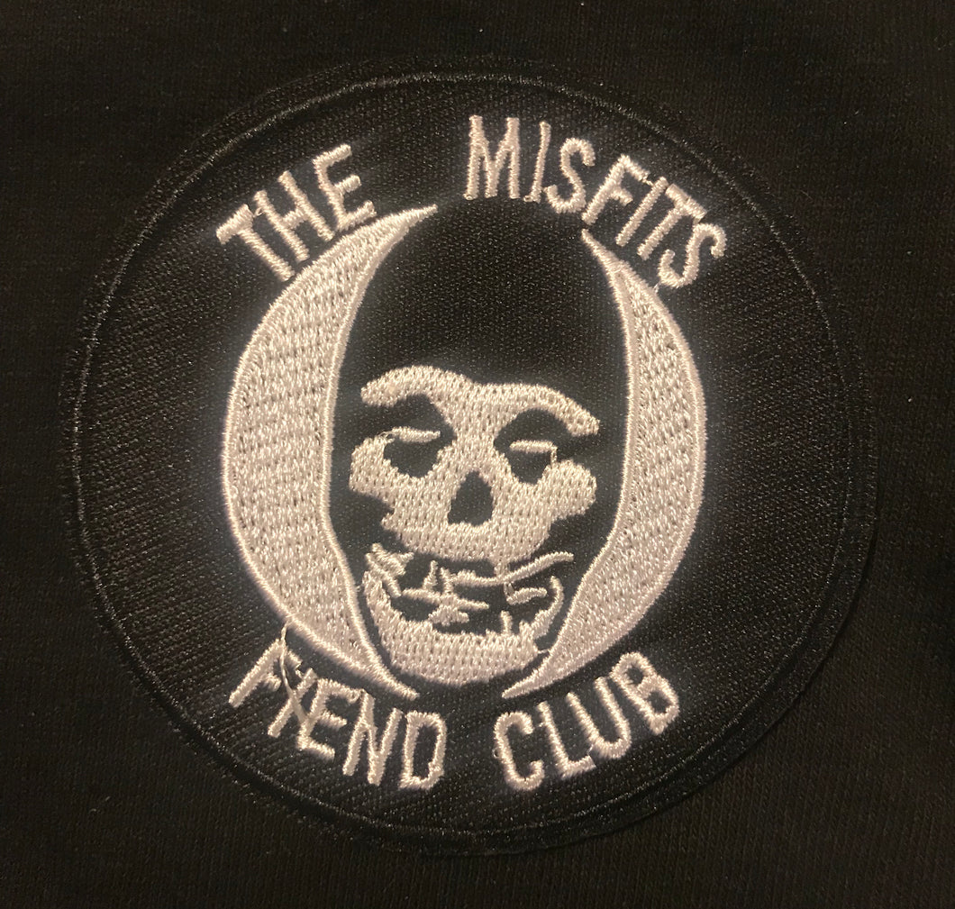 The Misfits Fiend Club Patch