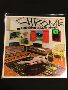 Chrome - Alien Soundtracks LP