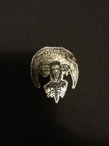 Agathocles Enamel Pin