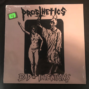 Prosthetics - Bad Intentions LP