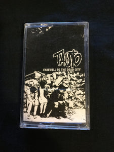 Taisto - Farewell To The Dead City Tape