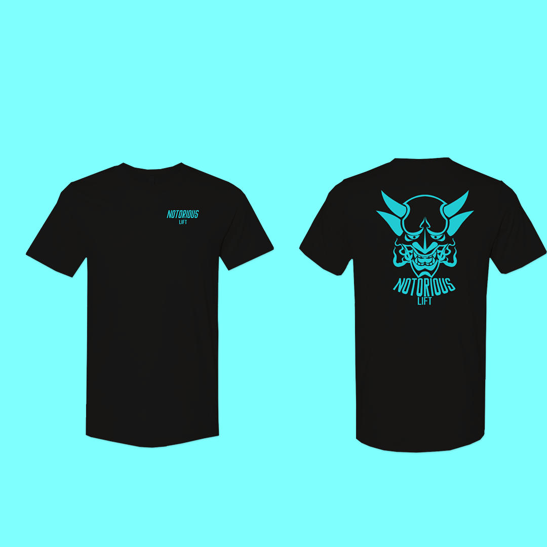 Premium Notorious Lift Tee (Ovarian Cancer)