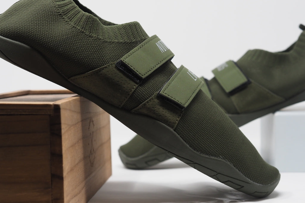 Notorious Lifters Olive Green Gen 2