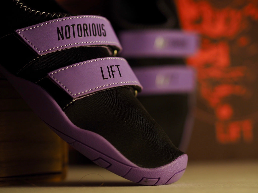 Notorious Lifters Lavender All-Cancer Edition