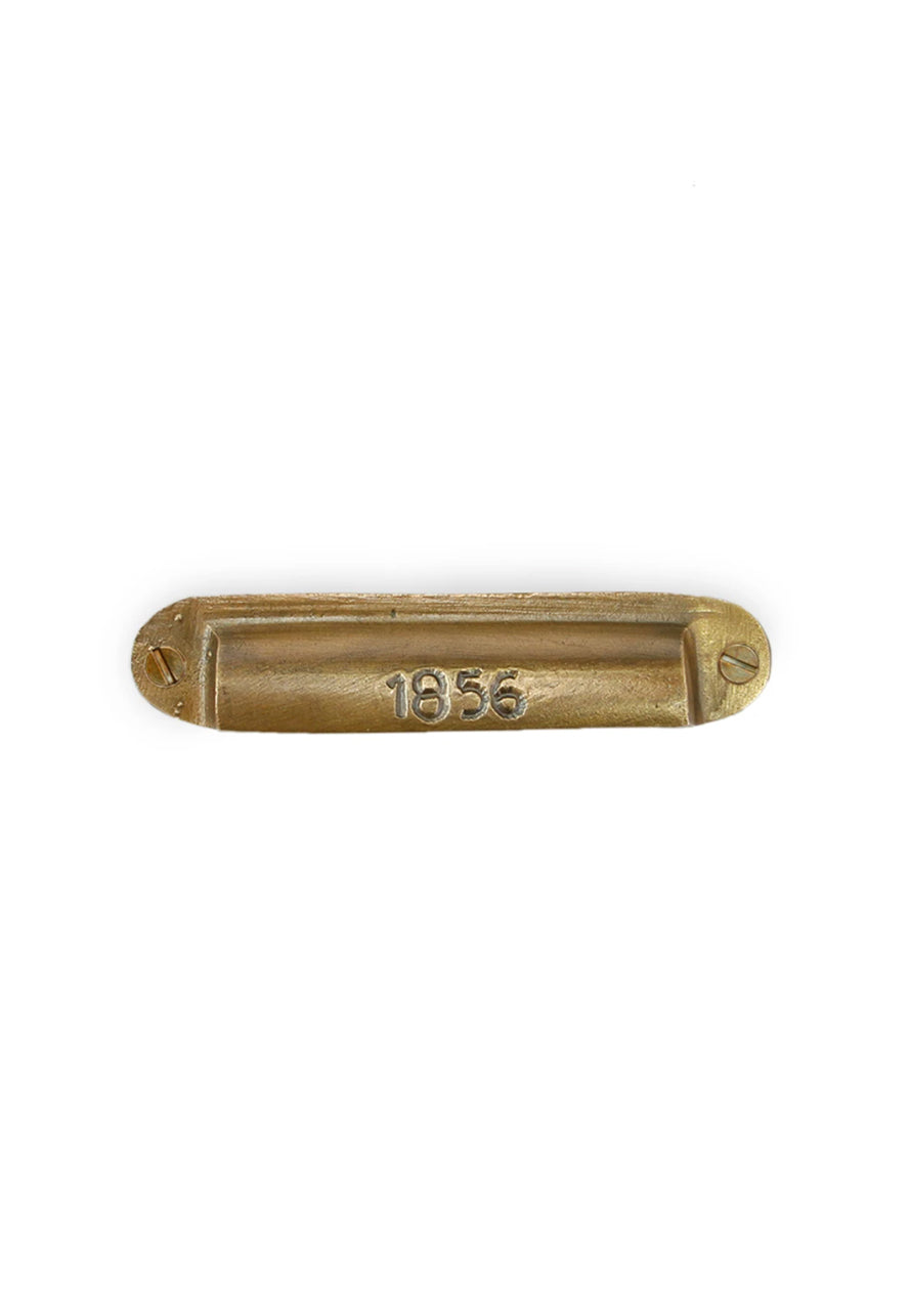The Society Inc: Curio Drawer Pull Brass