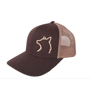 Brown – Khaki Snap Back Hat