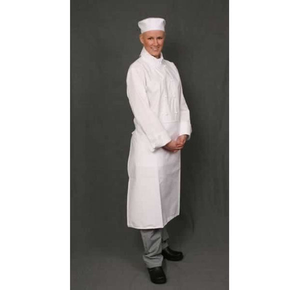 Traditional Chef Jacket 10 Button White