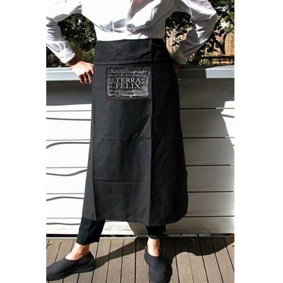 European Long Waist Apron