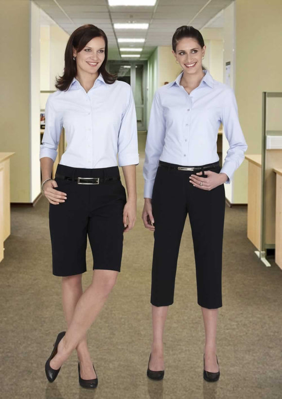 Ladies Relaxed Fit 3/4 Ladies Pant