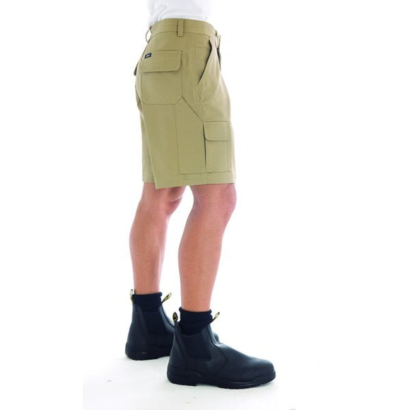 3302-Cotton Drill Cargo Shorts