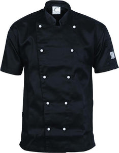 Chef Jacket 3 Way Airflow