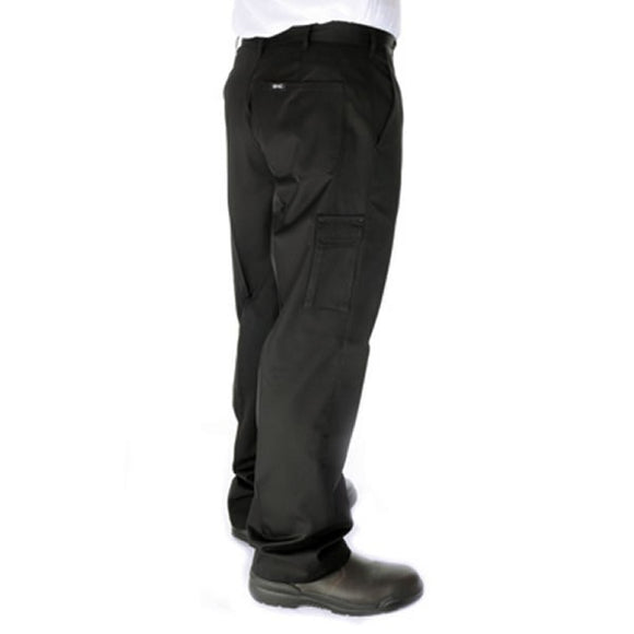 4504- Permanent Press Cargo Pants