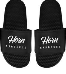 Horn Barbecue Slides