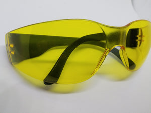 UV blocking eyewear protection