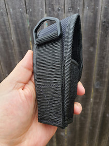 Holster for Convoy C8 large head flashlights