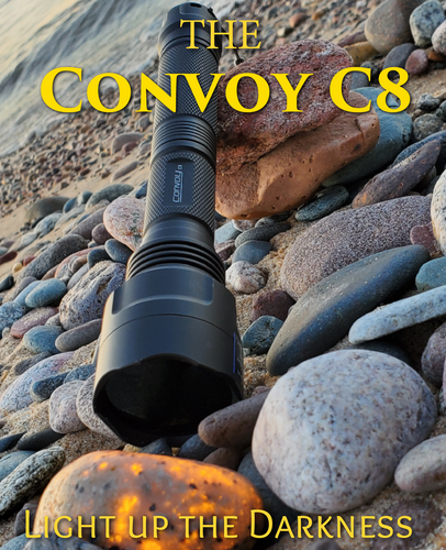 Convoy C8 Pro Package