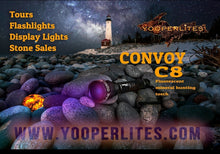 Load image into Gallery viewer, C8 Convoy -  Yooperlite Hunter Package