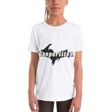Load image into Gallery viewer, Youth Short Sleeve Yooperlites T-Shirt