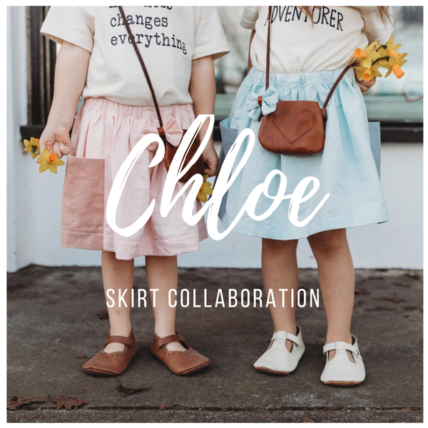 CHLOE SKIRT COLLABORATION