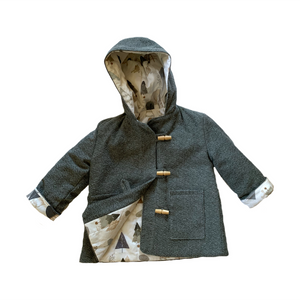 Lightweight Noa Coat