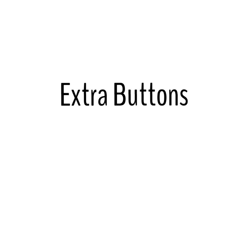 Extra Buttons (set of Three)