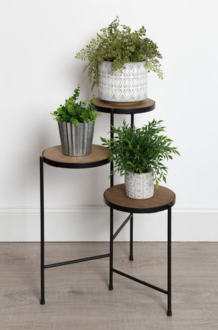 Fields Tri-Level Plant Stand