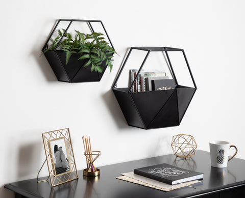 Ginnis Wall Pocket Planters