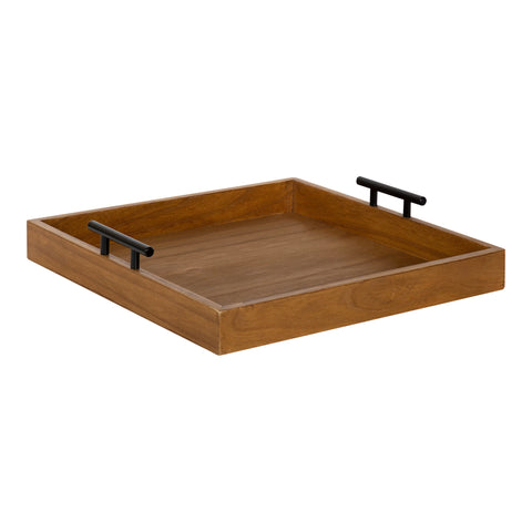 Single Tray, Modern, Natural
