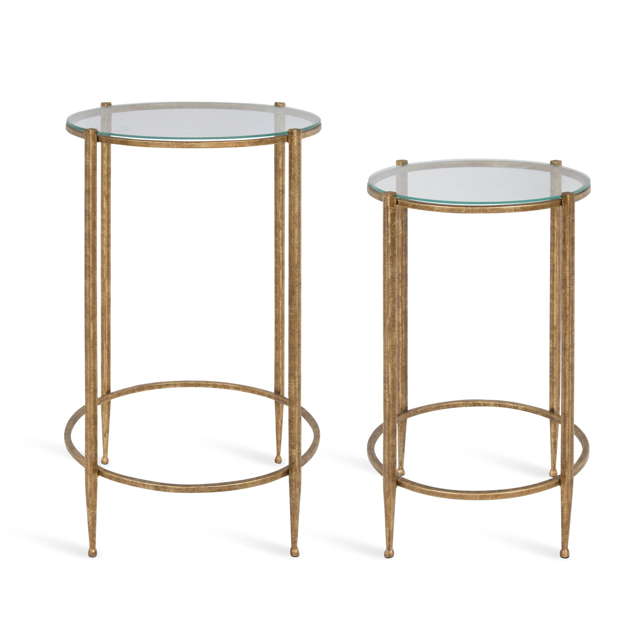 Nesting Table, Glam, Gold