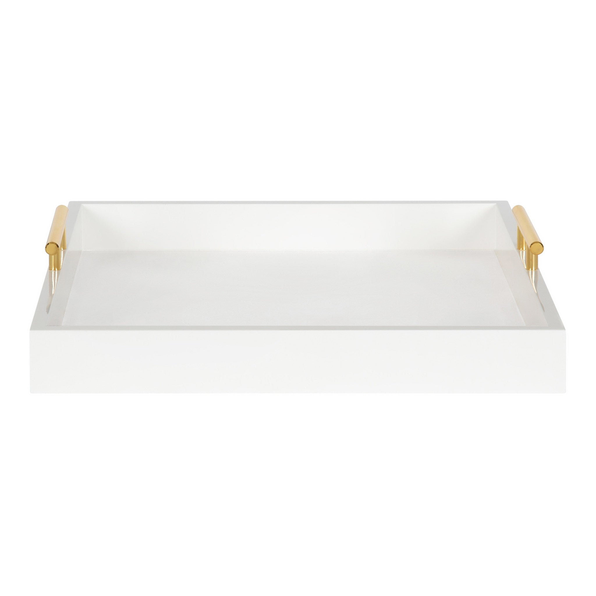 Single Tray, Glam, White