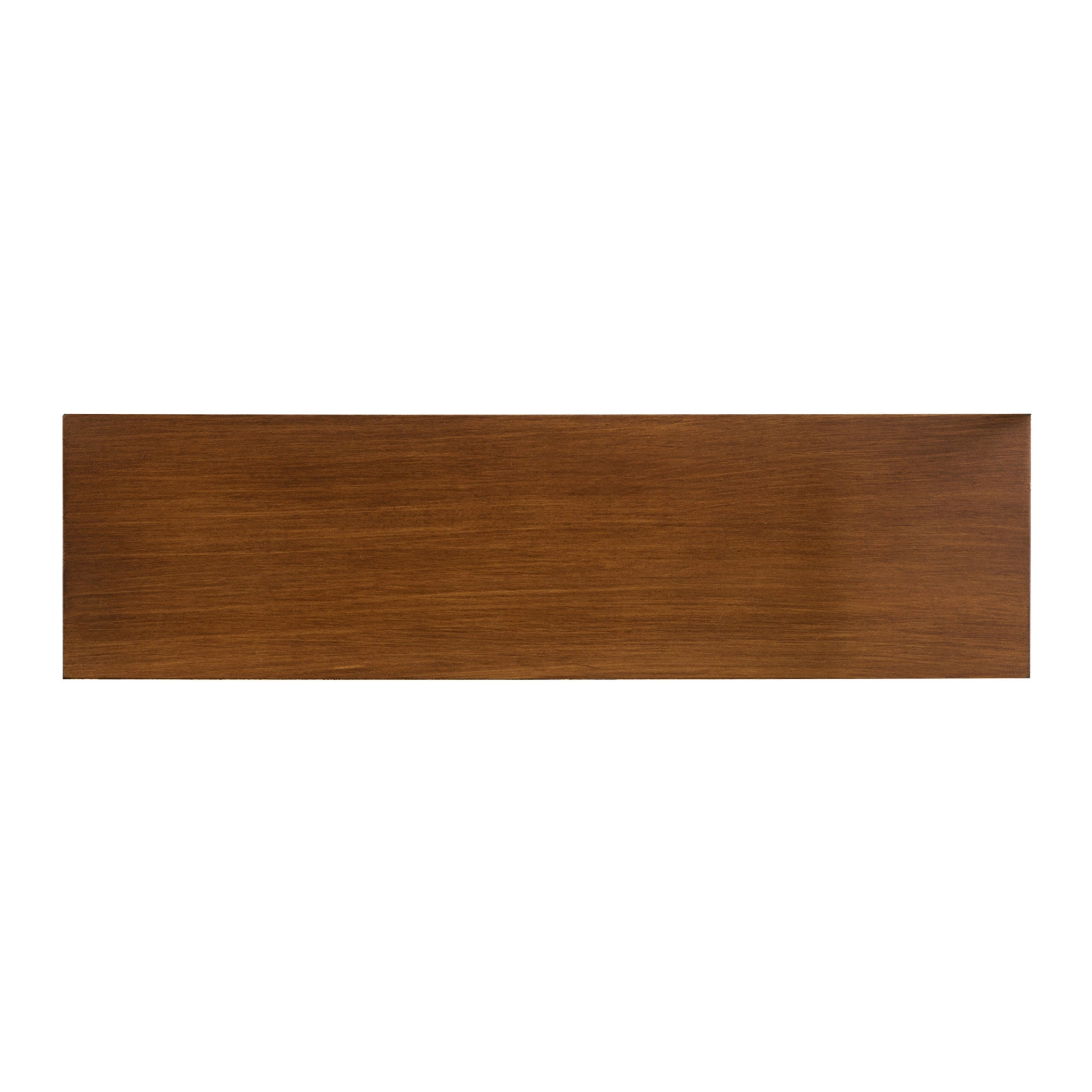 Accent Shelf, MidCentury, Walnut Brown