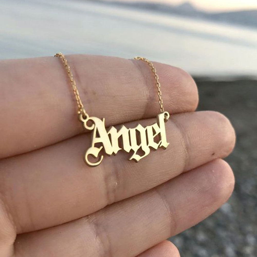 "You're my little ""Angel"" Necklace"