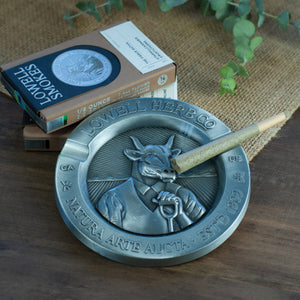 Lowell Ashtray 3.5""