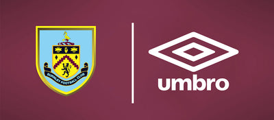 Umbro And Burnley FC Announce New Partnership