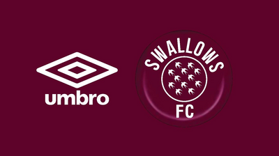 Umbro and Swallows FC Announce Partnership