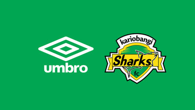 Umbro and Kariobangi Sharks FC Announce Partnership