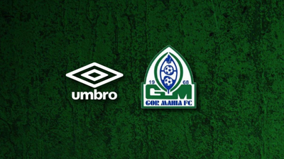Umbro and GOR MAHIA FC Announce Long-Term Partnership